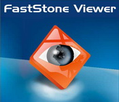 FastStone Image Viewer - графический редактор