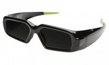 Стереоочки Acer E1b (Black) DLP 3D Glasses