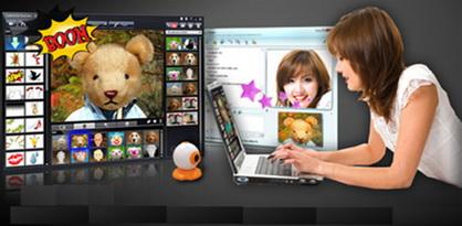 Cyberlink YouCam для клипов с помощью web-камеры
