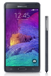 Смартфон Samsung Galaxy Note 4 Charcoal Black