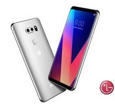 Неожиданный поворот от смартфона LG V30+