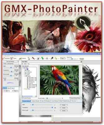 GMX-Photopainter - ОПИСАНИЕ