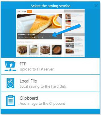 Carambis ScreenShooter: создание и редактирование скриншотов
