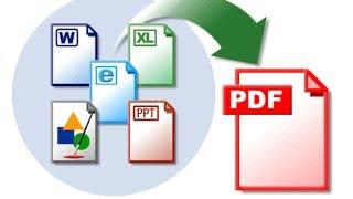 Создавать PDF документы из практически любого файла