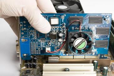 Как отремонтировать видеокарту в домашних условиях 167
